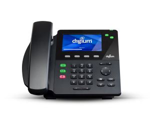 Digium entry and mid level SIP phone