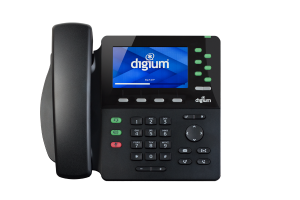 D65 executive SIP phone from Digium