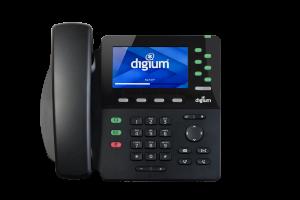 D65 executive SIP phone from Digium